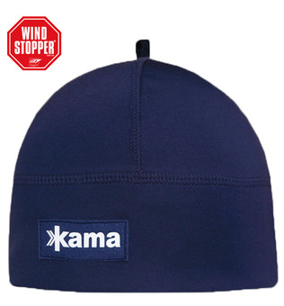 Czapka KAMA AW34 WINDSTOPPER® navy