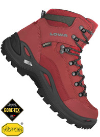 Buty LOWA Renegade GTX MID Lady red