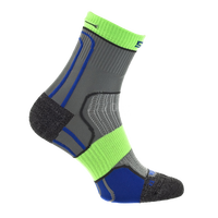 Skarpety GA Bike Socks green