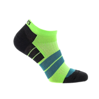 Skarpety GA Feet Basic greenneon