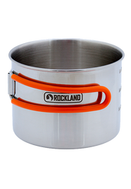 Kubek ROCKLAND Stainless 0,6 l