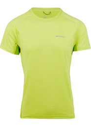 Koszulka MERRELL Torrent SS Wicking lime