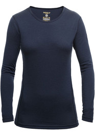 Koszulka Merino Wool DEVOLD Breeze Lady LS mistral