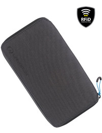 Portfel LIFEVENTURE RFiD Travel Wallet