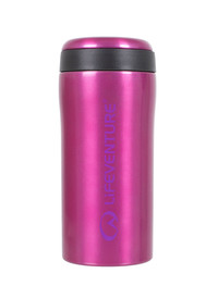 Kubek LIFEVENTURE Thermal Mug 300 pink