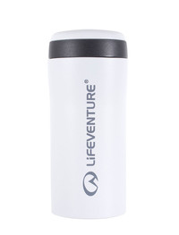 Kubek LIFEVENTURE Thermal Mug 300 white matt