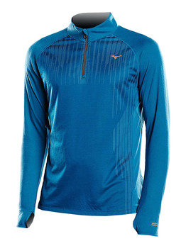 Bluza MIZUNO Breath Termo Body Mapping 1/2 Zip