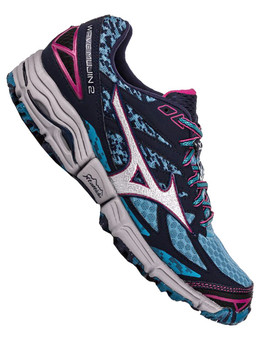 Buty MIZUNO Wave Mujin 2 W bluemoon