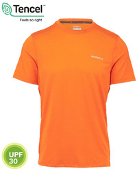 Koszulka MERRELL Tencel® SS Tee orange