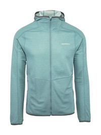 Kurtka MERRELL AlphaTherm Full-Zip Fleece blue