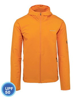 Kurtka MERRELL Quest Full Zip Hooded orange