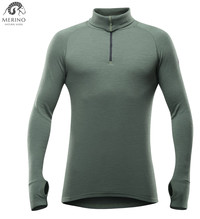 Bluza Merino Wool DEVOLD Expedition forest