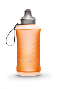 Butelka składana HYDRAPAK Crush Bottle 500 ml orange