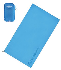Ręcznik LIFEVENTURE SoftFibre Advance Large blue